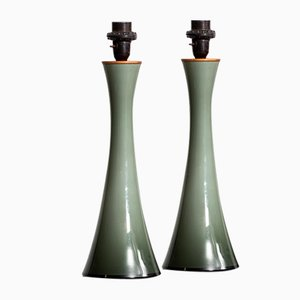 Table Lamps by Berndt Nordstedt for Bergboms, Set of 2
