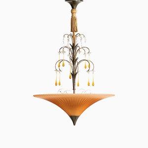 Deckenlampe von Elis Bergh for Böhlmarks