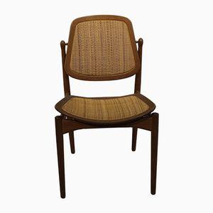 Modell 205 Stuhl von Arne Vodder für France & Søn, 1960er