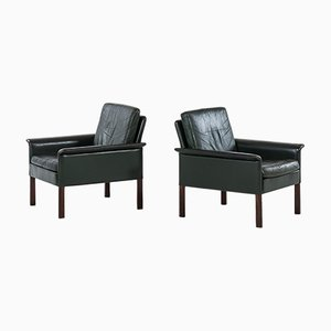 Model 500 Armchairs by Hans Olsen, 1960s, Set of 2