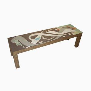 Tavolino Alga di Mascia Meccani per Meccani Design