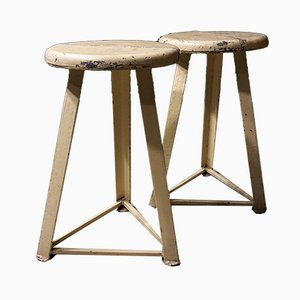 Industrial Workshop Stool, 1960s