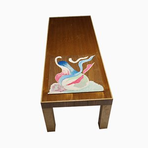Petite Table Basse Oceano Uno par Mascia Meccani pour Meccani Design