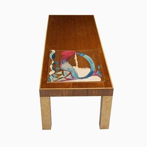 Petite Table Oceano Due par Mascia Meccani pour Meccani Design, 2018