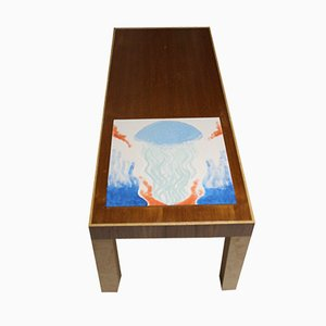 Petite Table Basse Oceano Tre par Mascia Meccani pour Meccani Design