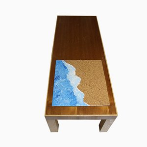 Small Oceano Quattro Coffee Table by Mascia Meccani for Meccani Design