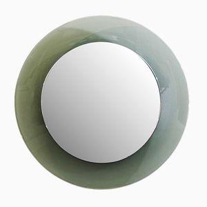 Specchio rotondo di Fontana Arte, anni '70