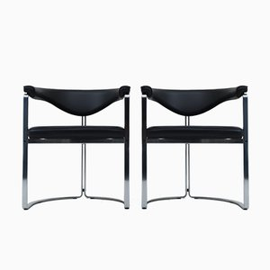 Armchairs by Horst Brüning for Kill International, 1978, Set of 2