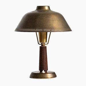 Vintage Table Lamp by Hans Bergström for ASEA