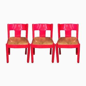 Stühle, 1960er, 3er Set