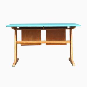 Vintage Schreibtisch für Kinder aus Buche von Casala