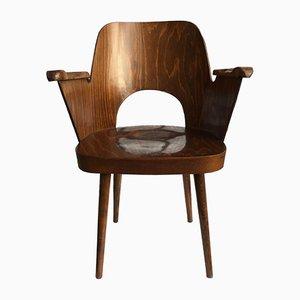 Armchair by Oswald Haerdtl for Thonet, 1950s