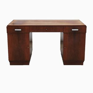 Art Deco Rosewood Desk from Speich Frères