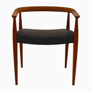 Modell 113 Armlehnstuhl von Nanna Ditzel für Kolds Savvaerk, 1950er