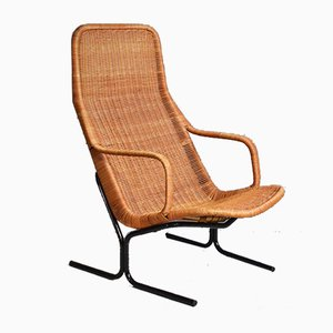 Mid-Century 514C Lounge Chair by Dirk van Sliedregt for Gebroeders Jonkers