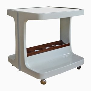 Vintage Mini Bar Table by Marc Held for Prisunic