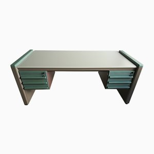 Icarus Desk by Michele de Lucchi & Ettore Sottsass for Olivetti Synthesis, 1980s