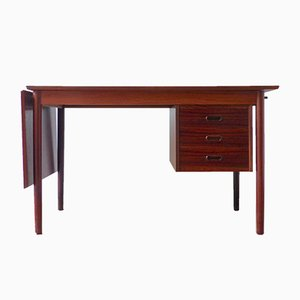 Vintage Schreibtisch aus Palisander von Arne Vodder