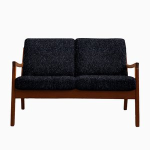 Customizable Mid-Century Teak Senator Sofa by Ole Wanscher for France & Søn, 1960s