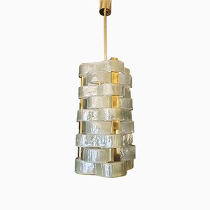Pendant Lamp by Mazzega, 1990s