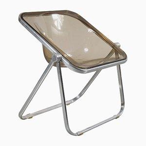 Italian Plona Chair by Giancarlo Piretti for Castelli, 1970s
