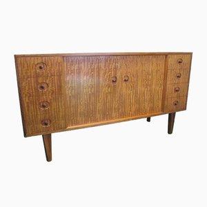 Vintage Sycamore Sideboard