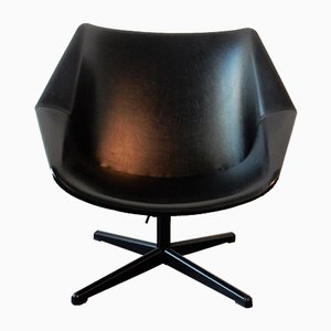 FM08 Swivel Chair by Cees Braakman for Pastoe, 1950s