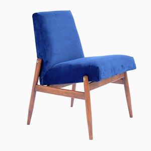Kleiner Vintage Beistellstuhl