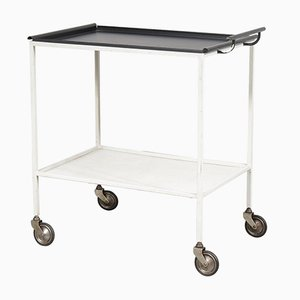 Biarritz Serving Trolley by Mathieu Matégot for Artimeta, 1957