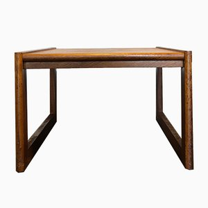 Table Basse Mid-Century en Teck