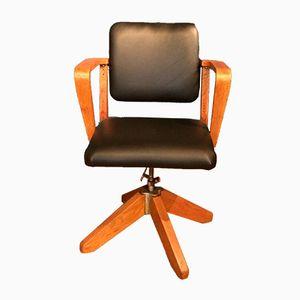 Swivel Chair from Fa. Hinz Berlin, 1920s