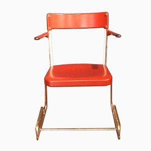 Aluminum Chair from Embru, 1935