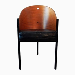 Französischer Costes Armlehnstuhl von Philippe Starck für Driade Aleph, 1980er