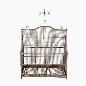 Grande Cage à Oiseau Antique