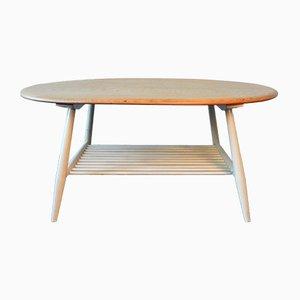 Mesa de centro modelo 454 de Lucian Ercolani para Ercol, años 60