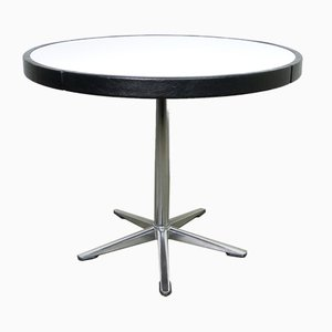 Table de Meeting Ronde par Delta Design pour Wilkhahn, 1970s