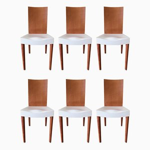 Miss Trip Chairs by Philippe Stark for Kartell, Set of 4