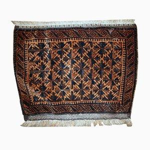 Alfombra Baluch afgana vintage, años 20