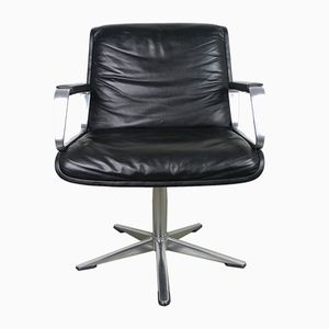 Office Swivel Chair by Delta Design for Wilkhahn, 1970s