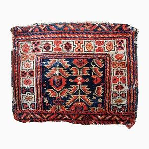 Antiker malaiischer Bagface Teppich, 1900er
