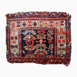 Antique Malayer Bagface Rug, 1900s
