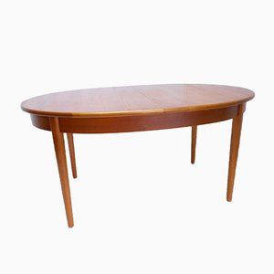Vintage Elongated Dining Table