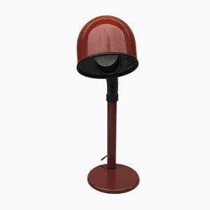 Lámpara de mesa giratoria de Alda, años 70