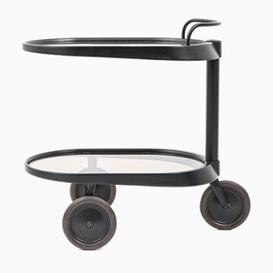 Vintage Bar cart by Enzo Mari for Alessi