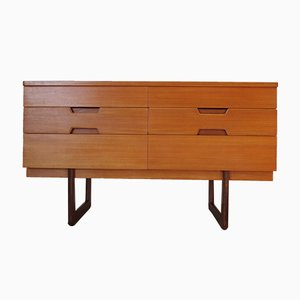 Chest of Drawers by G.Hoffstead for Uniflex, 1963
