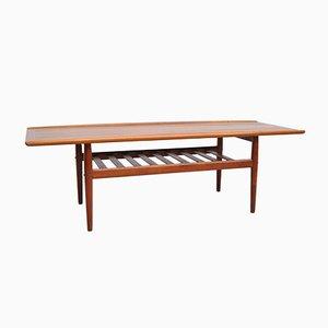 Table Basse Vintage par Grete Jalk pour Glostrup