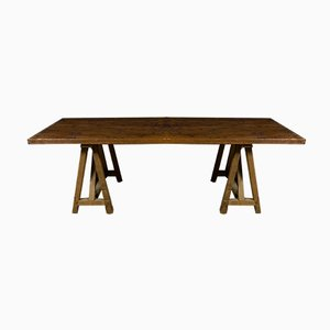 Mid-Century Refectory Table