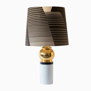 Mid-Century Table Lamp by Bitossi for Bergboms