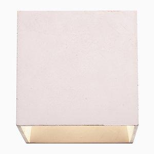 Lámpara de pared Cromia en rosa de Plato Design
