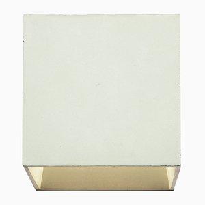 Lámpara de pared Cromia en verde pálido de Plato Design